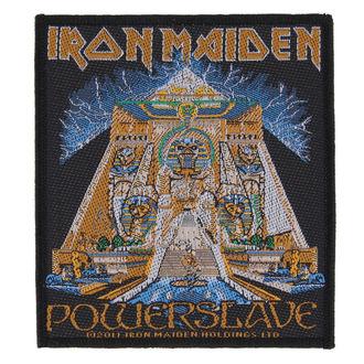 Aufnäher IRON MAIDEN - POWERSLAVE - RAZAMATAZ, RAZAMATAZ, Iron Maiden