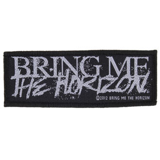 Aufnäher BRING ME THE HORIZON - HORROR LOGO - RAZAMATAZ, RAZAMATAZ, Bring Me The Horizon