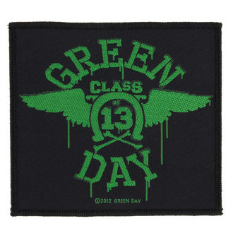 Patch Aufnäher GREEN DAY - NEON WINGS - RAZAMATAZ, RAZAMATAZ, Green Day