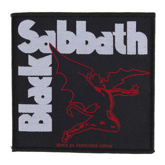 Aufnäher BLACK SABBATH - CREATURE - RAZAMATAZ - SP2705