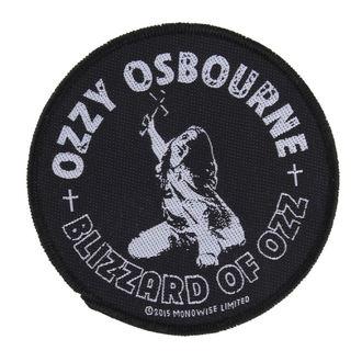 Aufnäher OZZY OSBOURNE - BLIZZARD OF OZZ - RAZAMATAZ, RAZAMATAZ, Ozzy Osbourne
