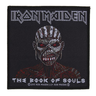 Aufnäher IRON MAIDEN - THE BOOK OF SOULS - RAZAMATAZ, RAZAMATAZ, Iron Maiden