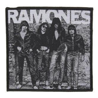 Aufnäher RAMONES - RAMONES 78 - RAZAMATAZ, RAZAMATAZ, Ramones