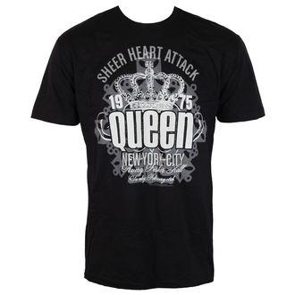 Herren T-Shirt Metal Queen - SHEER HEART ATTACK - BRAVADO, BRAVADO, Queen