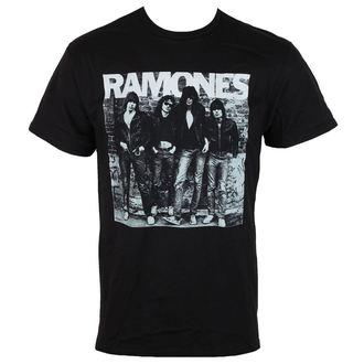 Herren T-Shirt Metal Ramones - FIRST ALBUM - BRAVADO, BRAVADO, Ramones