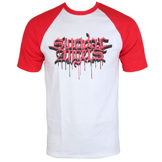 Herren T-Shirt Metal SUICIDAL ANGELS - Bloody Logo - MASSACRE RECORDS, MASSACRE RECORDS, Suicidal Angels