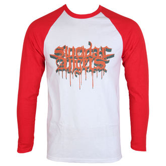 Herren Longsleeve Metal Suicidal Angels - Bloody Logo -, MASSACRE RECORDS, Suicidal Angels