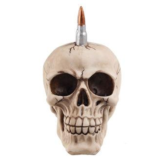 Schädeldeko mit Kugeln SKULL
