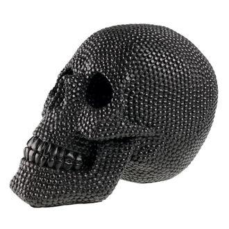 Schädeldeko SKULL - Black