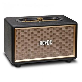 Lautsprecher AC / DC - CLASSIC CL2 VINTAGE PORTABLE BLUETOOTH SPEAKER - SCHWARZ, AC-DC