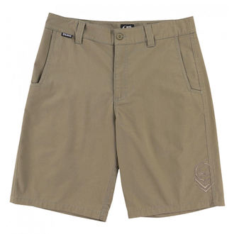 Herren Shorts METAL MULISHA - OCOTILLO WELLS - KHA, METAL MULISHA