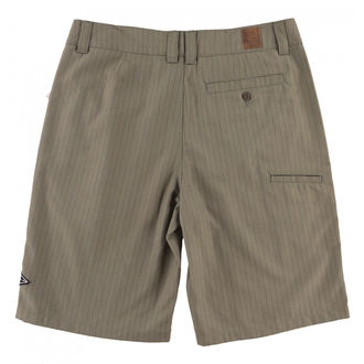 Herren Shorts METAL MULISHA - PINNER TAN, METAL MULISHA