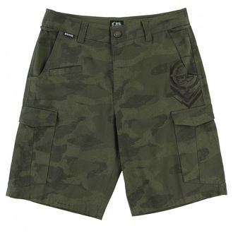 Herren Shorts METAL MULISHA - TACTICAL RIDER - NOCKEN, METAL MULISHA
