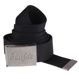 Gürtel METAL MULISHA - BOLT - BLK, METAL MULISHA