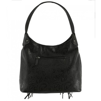 Handtasche METAL MULISHA - ROUND UP HOBO - BL, METAL MULISHA