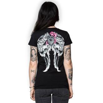 Damen T-Shirt Street - BABY GIRL - METAL MULISHA, METAL MULISHA
