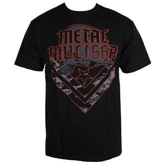 Herren T-Shirt Street - CAM - METAL MULISHA, METAL MULISHA