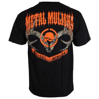 Herren T-Shirt Street  - DUSK - METAL MULISHA, METAL MULISHA