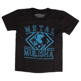 Kinder T-Shirt Street - DUST - METAL MULISHA, METAL MULISHA