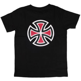 Kinder Street T-Shirt  - Bar Cross - INDEPENDENT, INDEPENDENT