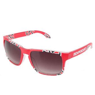 Sonnenbrille INDEPENDENT - Cross/ Bar Cardinal Red, INDEPENDENT
