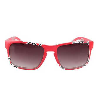 Sonnenbrille INDEPENDENT - Cross/ Bar Cardinal Red, INDEPENDENT