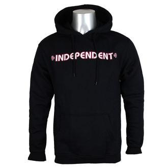 Herren Hoodie - Bar Cross Black - INDEPENDENT, INDEPENDENT