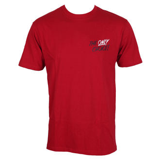 Herren T-Shirt Street - Only Choice Cardinal Red - INDEPENDENT, INDEPENDENT