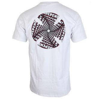 Herren T-Shirt Street - Spiral White - INDEPENDENT, INDEPENDENT