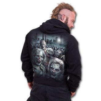 Herren Hoodie The Walking Dead - ZOMBIE HORDE - SPIRAL, SPIRAL