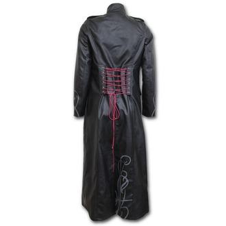 Damen Mantel SPIRAL - JUST TRIBAL - Back, SPIRAL