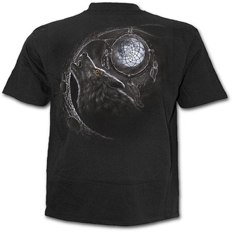 Herren T-Shirt - Wolf Dreams - SPIRAL, SPIRAL