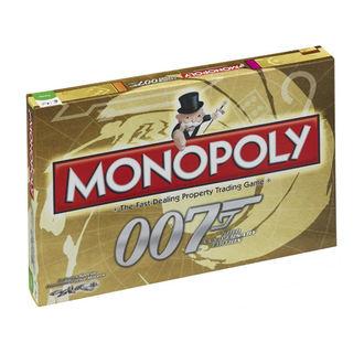 Tafel Spiel 007 James Bond - Monopoly