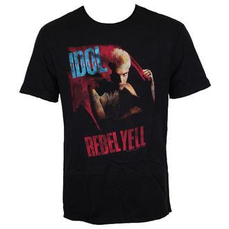 Herren T-Shirt Metal - Billy Idol - billy idol - AMPLIFIED, AMPLIFIED, Billy Idol