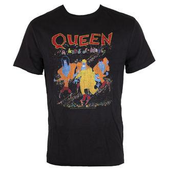Herren T-Shirt Metal - Queen - queen - AMPLIFIED, AMPLIFIED, Queen