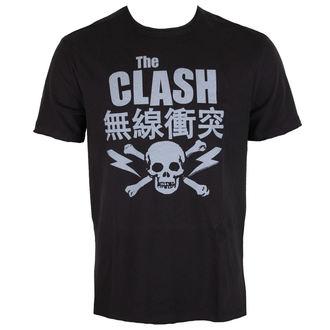 Herren T-Shirt Metal - THE CLASH BOLT - AMPLIFIED, AMPLIFIED, Clash