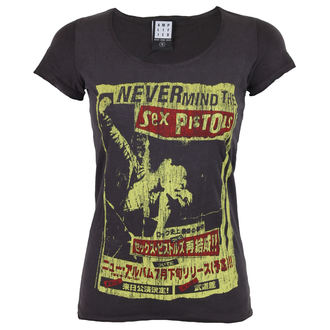Damen T-Shirt AMPLIFIED - SEX PISTOLS - AMPLIFIED, AMPLIFIED, Sex Pistols