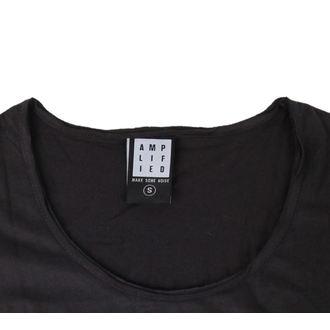 Damen T-Shirt Metal  - ROLLING STONES - AMPLIFIED, AMPLIFIED, Rolling Stones
