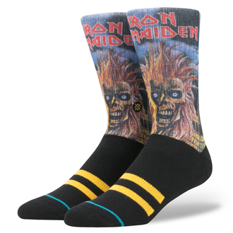 Socken IRON MAIDEN - BLACK, Iron Maiden