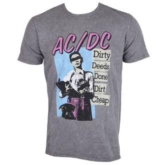 Herren T-Shirt Metal AC-DC - DDDDC - ROCK OFF, ROCK OFF, AC-DC
