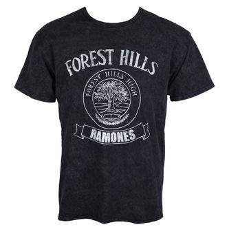 Herren T-Shirt Metal Ramones - Forest Hills - ROCK OFF, ROCK OFF, Ramones