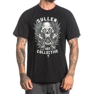 Herren T-Shirt Hardcore - HOLMES BADGE - SULLEN, SULLEN