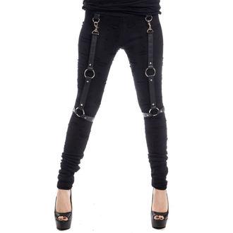 Damen Hosen (Leggings) Vixxsin - HIRO - SCHWARZ - POI400