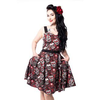 Damen Kleid Rockabella - CARMEN - SCHWARZ, ROCKABELLA