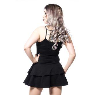 Damen Kleid Heartless - MOMOKO - SCHWARZ, HEARTLESS