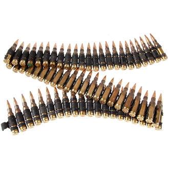 Gürtel Bronze Metal Bullet