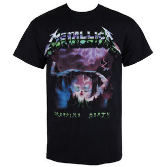 Herren T-Shirt Metal Metallica - Creeping Death -, Metallica