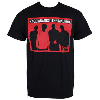 Herren T-Shirt Metal Rage against the machine - Faceless -, NNM, Rage against the machine