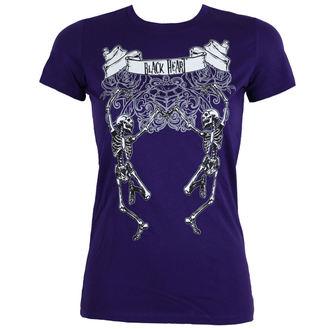 Damen T-Shirt Street - EPIC - BLACK HEART