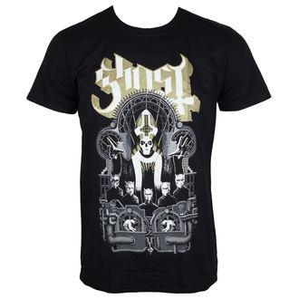 Herren T-Shirt Metal Ghost - Wegner - ROCK OFF, ROCK OFF, Ghost